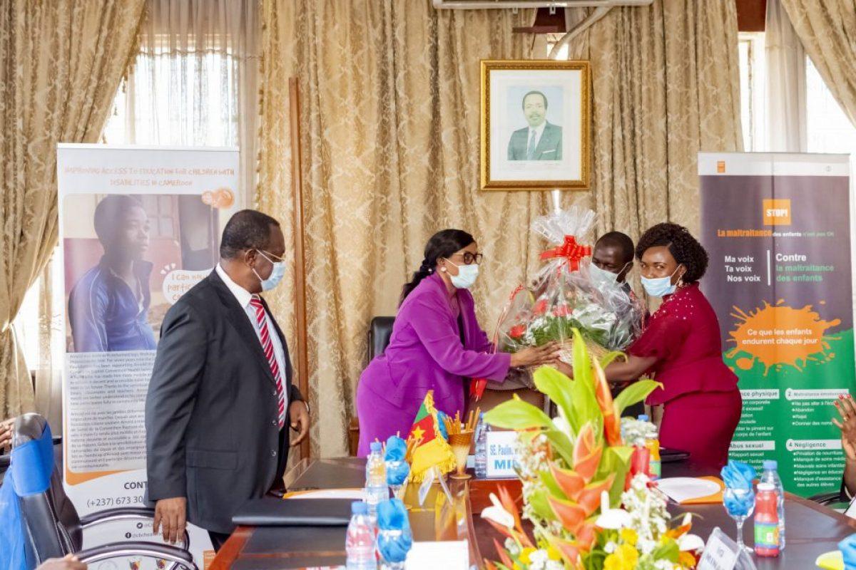 CBCHS signs a memorandum of understanding with MINAS